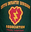 25th Infantry Division Association  T-shirt
