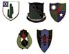 regimental pins